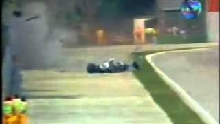Acidente de Ayrton Senna (Rede Globo)