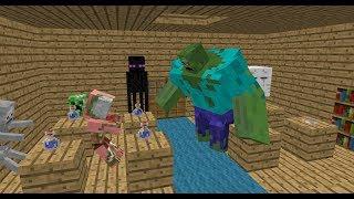 Monster School: Alchemy - Minecraft Animation