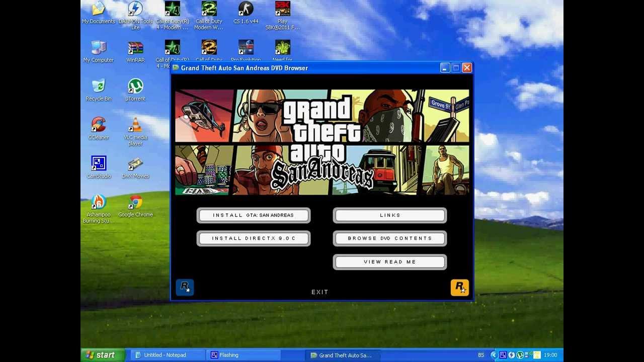 Mondovi za gta san andreas multiplayer download