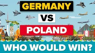 Germany vs Poland - Who Would Win - Military Comparison