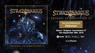 "Stratovarius ""Oblivion"" NEW SONG - Album ""Enigma: Intermission 2"" OUT September 28th"