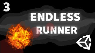 HOW TO MAKE A SIMPLE GAME IN UNITY - ENDLESS RUNNER - #3