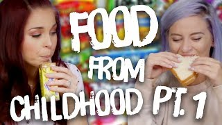 Foods from Our Childhood – Pt. 1 (Cheat Day)