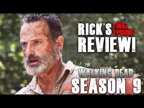 The Walking Dead Season 9 Episode 5 - What Comes After - Video Review!