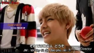 [BTS funny] Tổng đài Tae Tae lắng nghe nỗi lòng của 7 zai trẻ