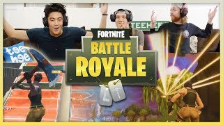 Noobs Playing Fortnite!