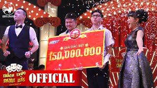 Thách Thức Danh Hài mùa 2 | GALA 3 FULL HD: Trấn Thành, Việt Hương òa khóc trao 150 triệu
