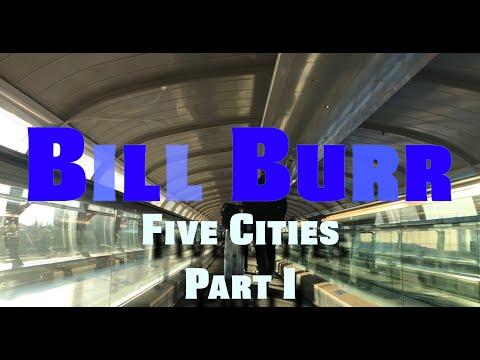 Bill Burr | Five Cities - Part I: Liverpool
