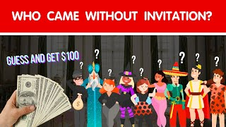 LOGIC PUZZLES 4 Get a CHANCE to WIN $100 💍 Riddles 4 you 💍