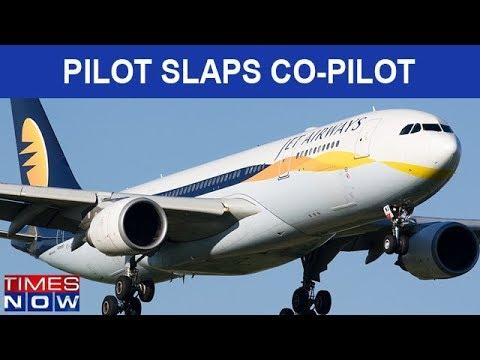 Jet Airways Pilot Slaps Co-pilot Inside Cockpit; Both Crew Members Suspended