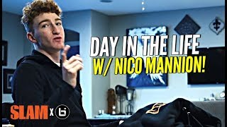 Nico Mannion: Day In The Life!! Kickin' It w/ Arizona's Player of The Year!!