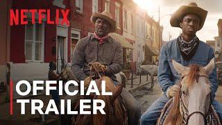 Concrete Cowboy | Official Trailer | Netflix