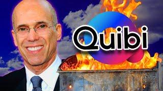 The Dumpster Fire Failure of Quibi