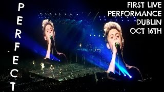 One Direction - Perfect (Live in Dublin)