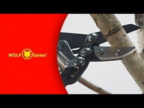 WOLF GARTEN RS800V POWER Cut Vario Lopper
