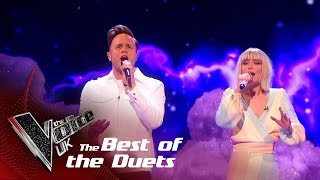 The Best of the Coaches Duets   The Voice UK 2019