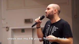 Tomislav Perko in Brussels