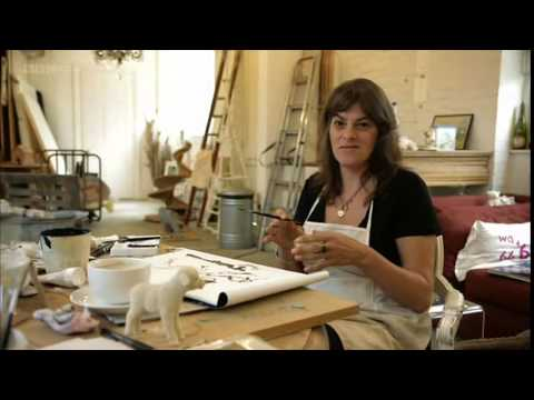 1/2 Tracey Emin - What Do Artists Do All Day ?