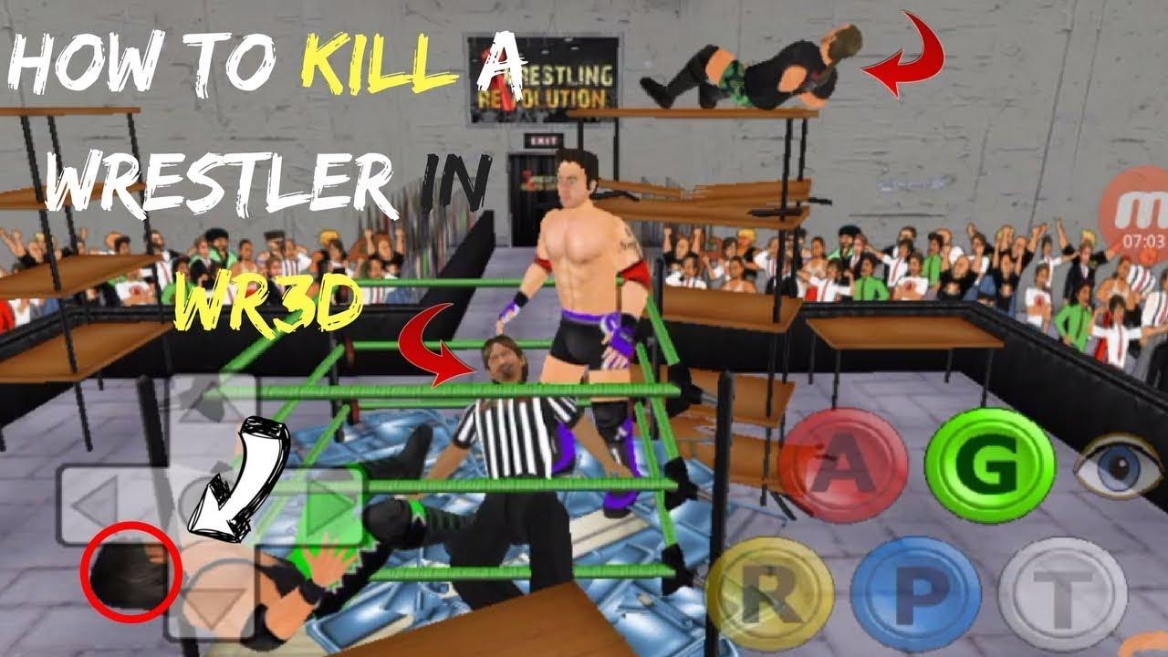 download-3d-wrestling-games