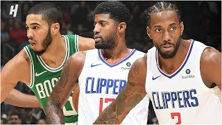 Boston Celtics vs Los Angeles Clippers - Full Game Highlights | November 20, 2019 NBA Season