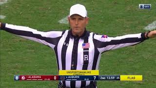 Iron Bowl, 2017 (in under 34 minutes)
