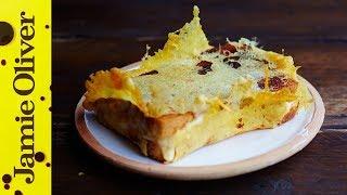 Ultimate Grilled Cheese Sandwich | Jamie Oliver | Jamie's Comfort Food