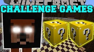 Minecraft: SCAR CHALLENGE GAMES – Lucky Block Mod – Modded Mini-Game