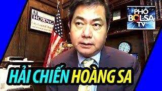 Ls Hoàng Duy Hùng đối luận về cuộc hải chiến Hoàng Sa: Anh hùng hay hèn nhát