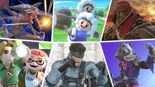 Everyone is Back (Feat. Ridley, Inklings, and Daisy)   Super Smash Bros. Ultimate [Reaction]