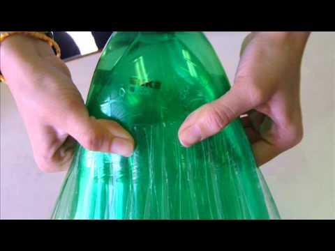 Reuse Of Soda Bottles Youtube