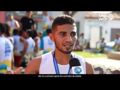 IV Mini Maratona da Independência é realizada, com total apoio da prefeitura de Lago Verde.
