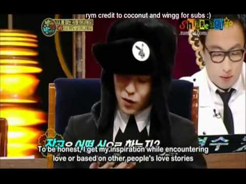GD: My ideal type is Dara  (Daragon)