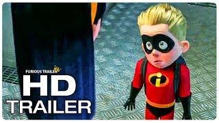 INCREDIBLES 2 Where is Jack Jack? Trailer (NEW 2018) Superhero Movie HD