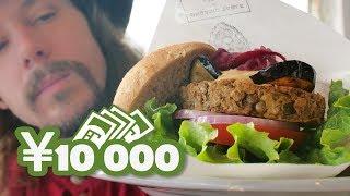 Vegan Burger Tour
