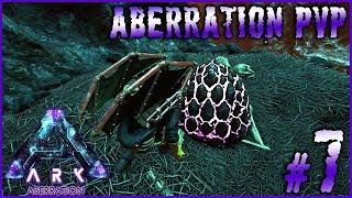 ARK ABERRATION PVP - #7 ►MISSION ŒUFS DE ROCK DRAKE FULL LEGGIT [FR]