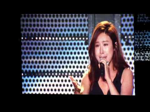 2013.10.19 SMTOWN Live in Beijing - Zhang Liyin - Y (Why...) & Moving On [Fancam]