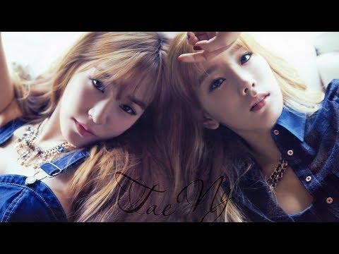 TaeNy 태니 Taeyeon & Tiffany - Amazing 12 Years of Friendship