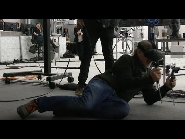 【有片】《一級玩家》製作花絮公開!VIVE助史蒂芬史匹柏構築VR世界「綠洲」