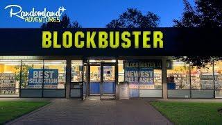 The last BLOCKBUSTER video on earth!