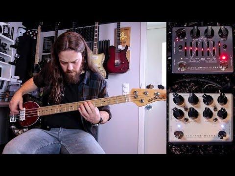 Ballistic Bass Sound!