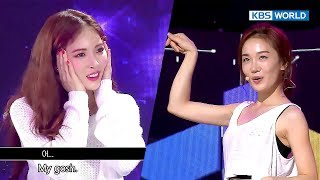 """A contestant used to train for Wonder Girls with Hyuna?…""""Thank you for coming"""" [The Unit/2017.12.14]"""