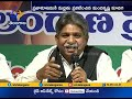 MRPS will support Cong-led People's Front: Manda krishna Madiga
