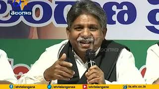 MRPS will support Cong-led People's Front: Manda krishna M..