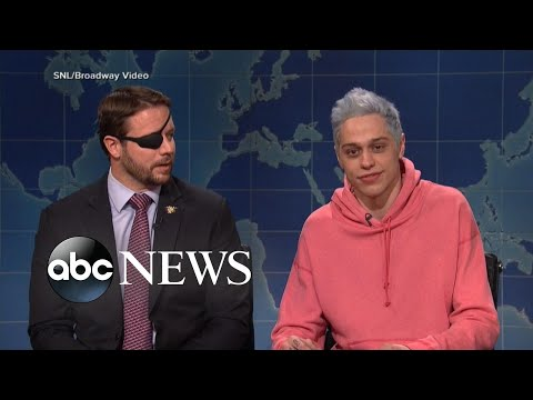 Rep. Dan Crenshaw reaches out to 'SNL' star Pete Davidson after concerning post