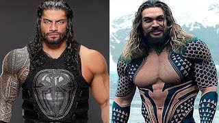 Roman Reigns vs Jason Momoa Transformation ★ 2018