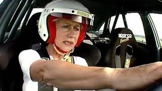 BBC: Helen Mirren Interview & Lap - Top Gear