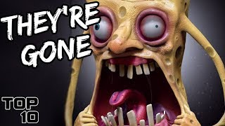 Top 10 Scary Nickelodeon Theories - Part 4