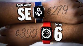 Apple Watch SE vs Series 6 - Is it Worth $120-170 More?!