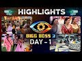 Bigg Boss 3 Telugu Episode 2 Highlights