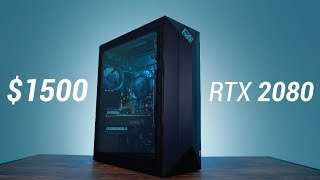 $1500 RTX 2080 Prebuilt HP Omen Obelisk UNBOXING! Crazy Black Friday Haul!